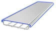Couvercle 100 BFR Z275 longueur 3 mètres (x6) réf : FR13792