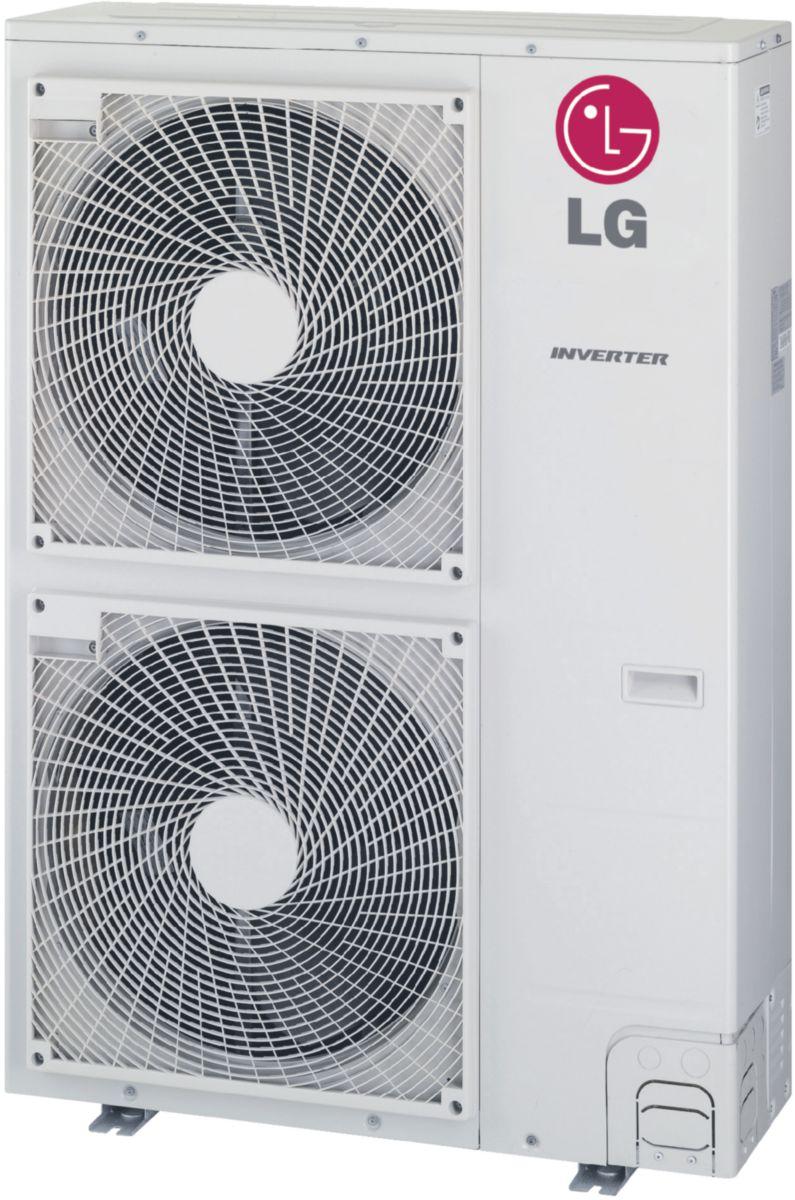 Unité Extérieure Multi-Split 5 sorties Pf 11,7 kW / Pc 13,5 kW, Classe énergétique A+/A réf. MU5M40.UO2