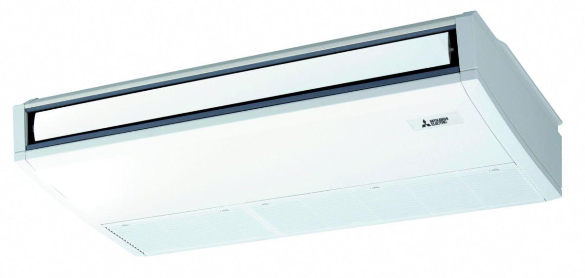 Unité intérieure Plafonnier R410A 10 kW Froid seul sans télécommande Modèle PCA-RP100 KAQR2 réf. 276745