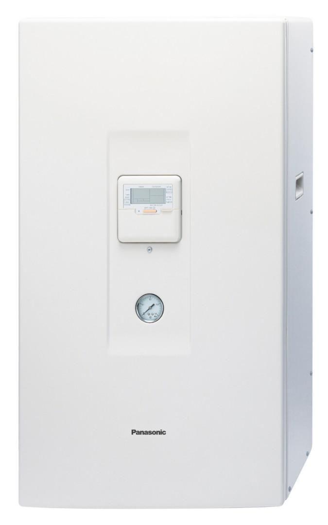 Pompe à chaleur Air/Eau : Groupe extérieur chauffage seul AQUAREA Haute température 9 kw Inverter R410A Tri-phasé réf. WH-SHF09D3E8