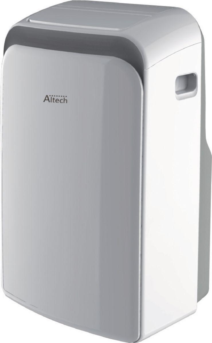 Climatiseur mobile série 12 monobloc froid seul puissance 3500 watts classe énergétique A
