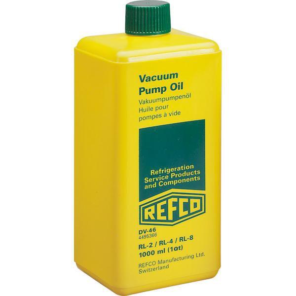 Bidon d'huile pour pompe à vide 1L DV-46
