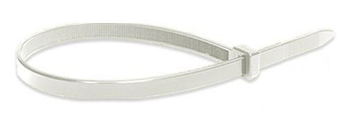Collier nylon blanc largeur 90mm longueur 914mm (x100) Réf RB914/9