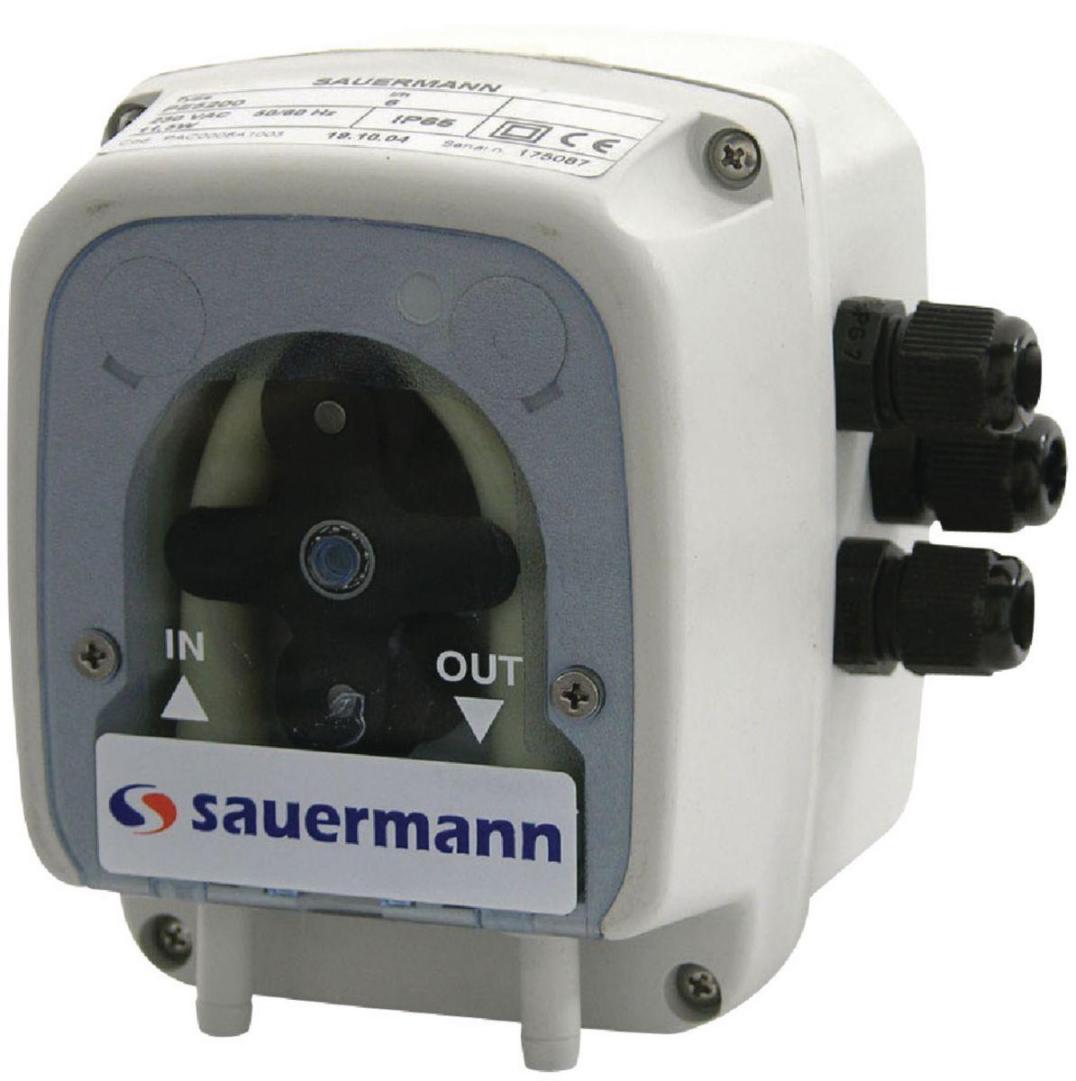 Pompe de relevage péristaltique détection PE 5200 6 L/H réf. PE5200SIUN23