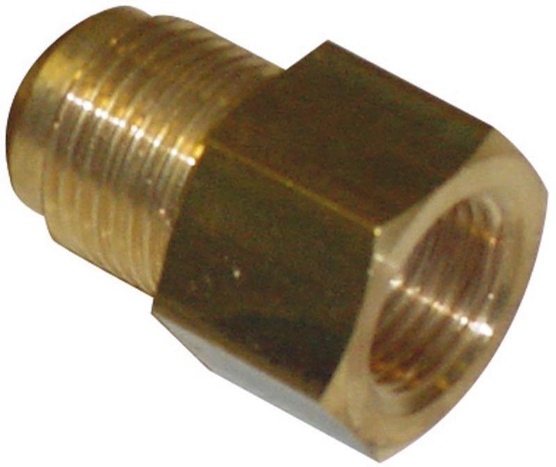 Réduction diamètre femelle 3/8 male 1/4 seul Réf ACU176