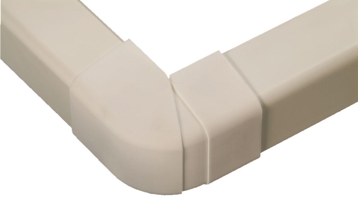 Angle extérieur réglable pour goulotte 80x60mm 0821ER