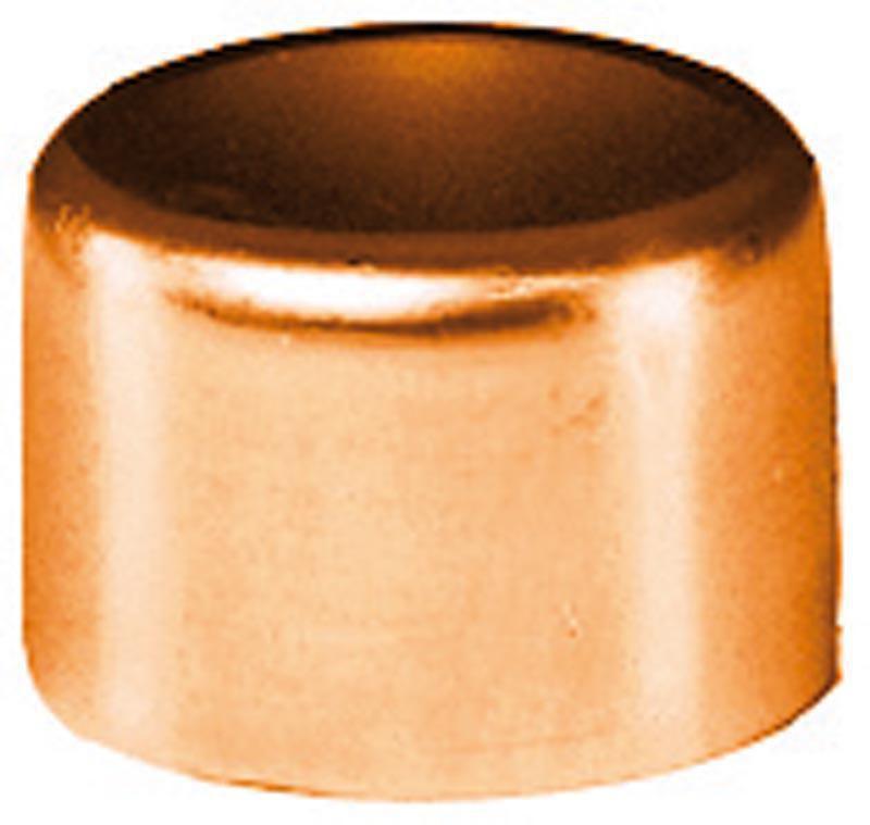 Bouchon cuivre à braser 1/4'' Réf 9617 002000000
