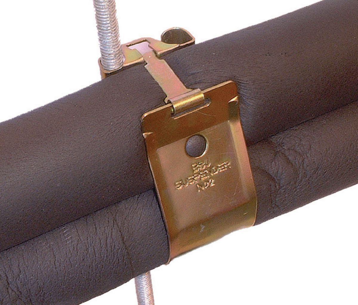 Fixation sur tige filetée diamètre 15 x 21 - 24 x 31 BBJ3 (10 pièces) AFX270 réf. B6493/10