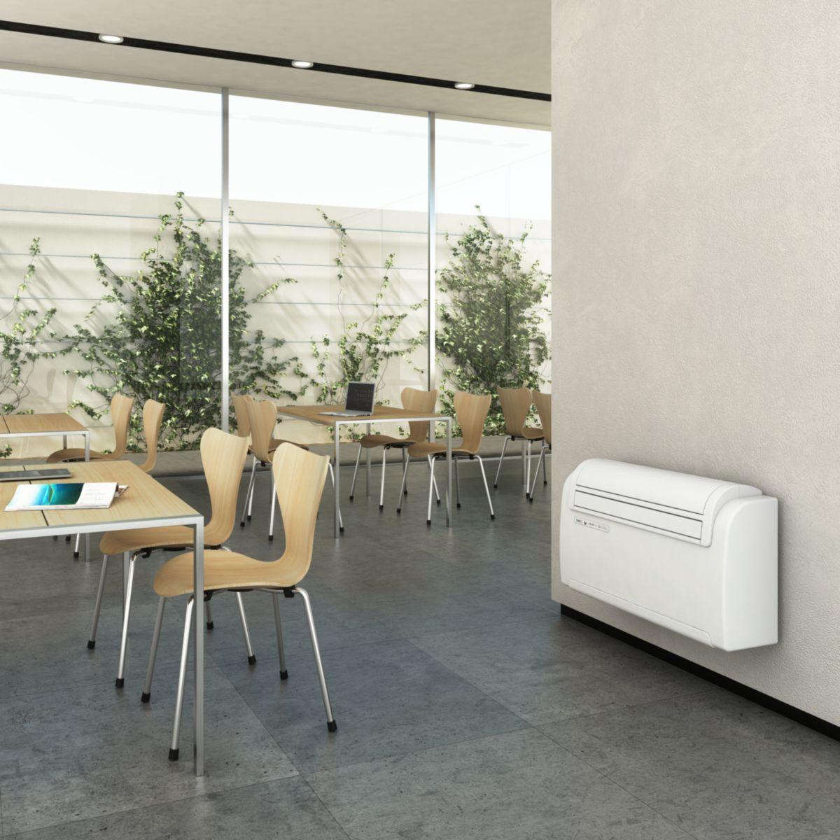 climatiseur monobloc unico inverter 12sp classe. Black Bedroom Furniture Sets. Home Design Ideas