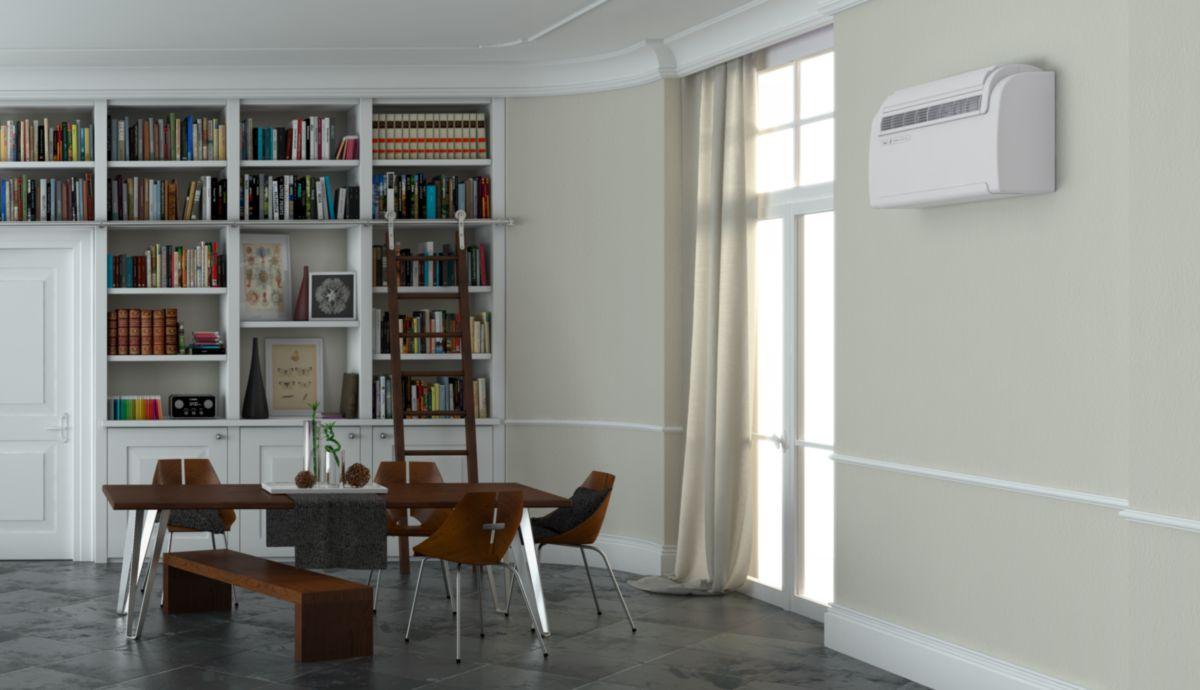 climatiseur monobloc unico r 12hp classe nerg tique a r f. Black Bedroom Furniture Sets. Home Design Ideas