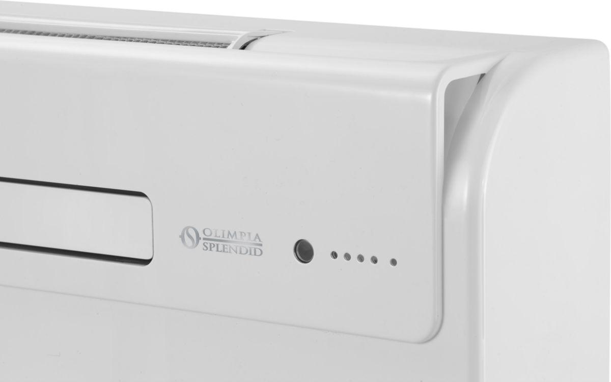 climatiseur monobloc sans unit ext rieure r versible unico air 8hf classe nerg tique a r f. Black Bedroom Furniture Sets. Home Design Ideas