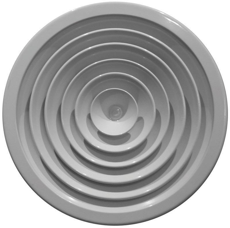 Grille ronde diamètre 300mm AGI194