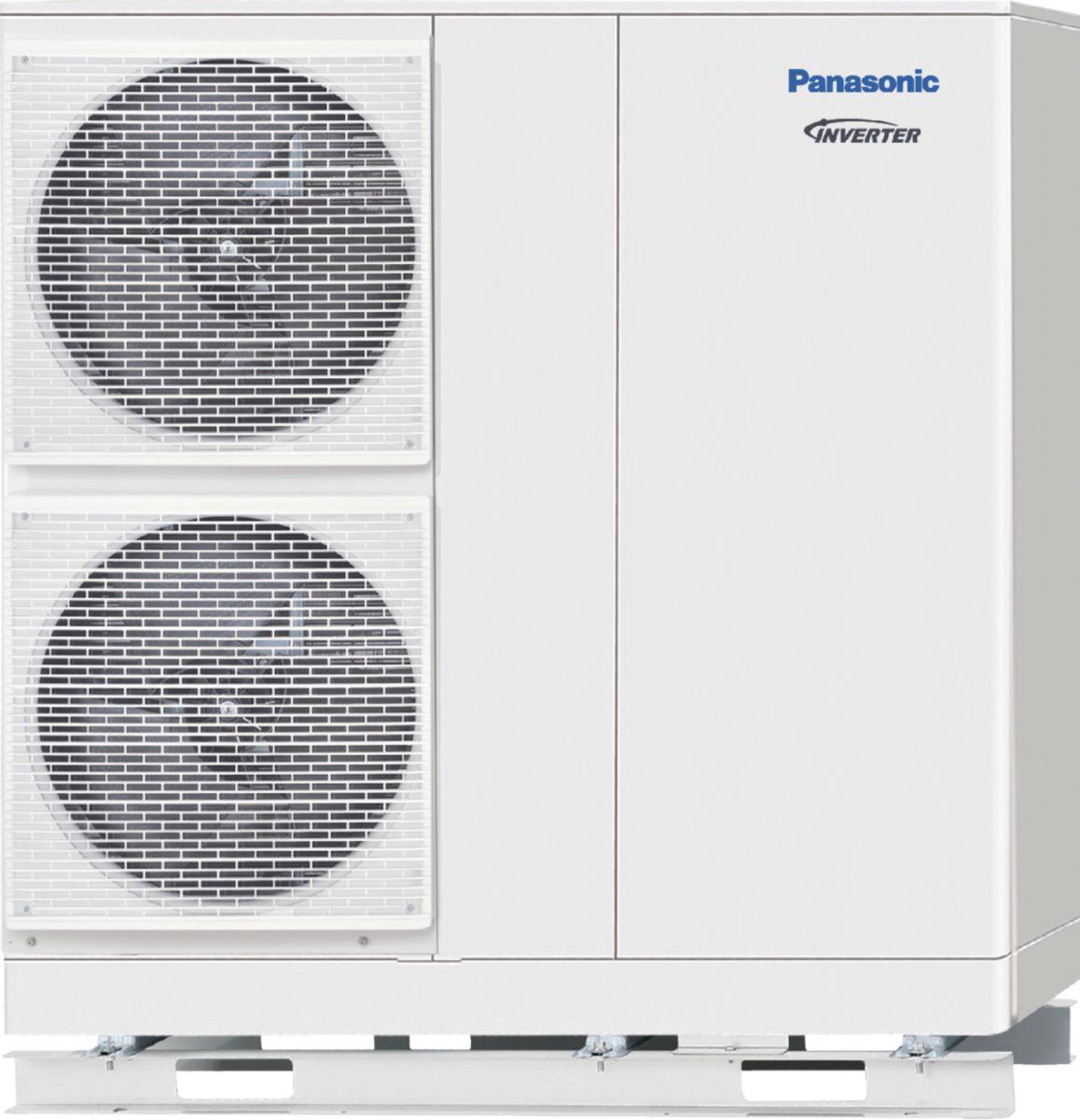 Pompe à chaleur Air/Eau AQUAREA T-CAP 9.33kw Réf WH-MXF09D3E5-1
