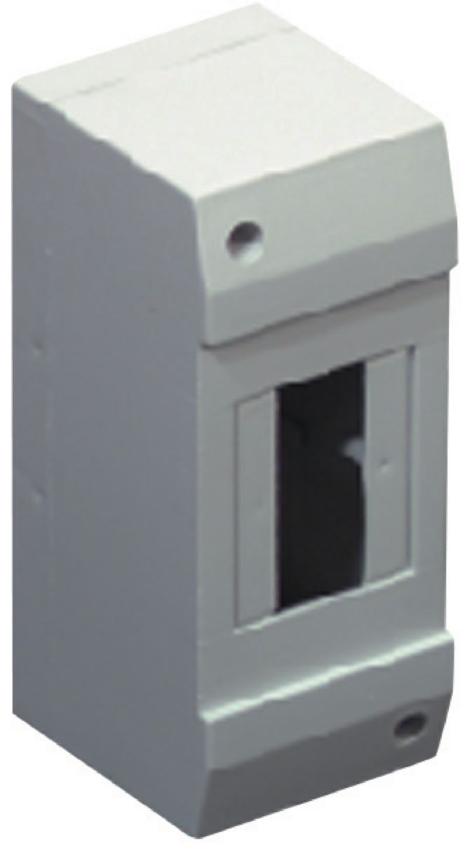 Coffret 1 rangée 2 modules réf SCD2/20