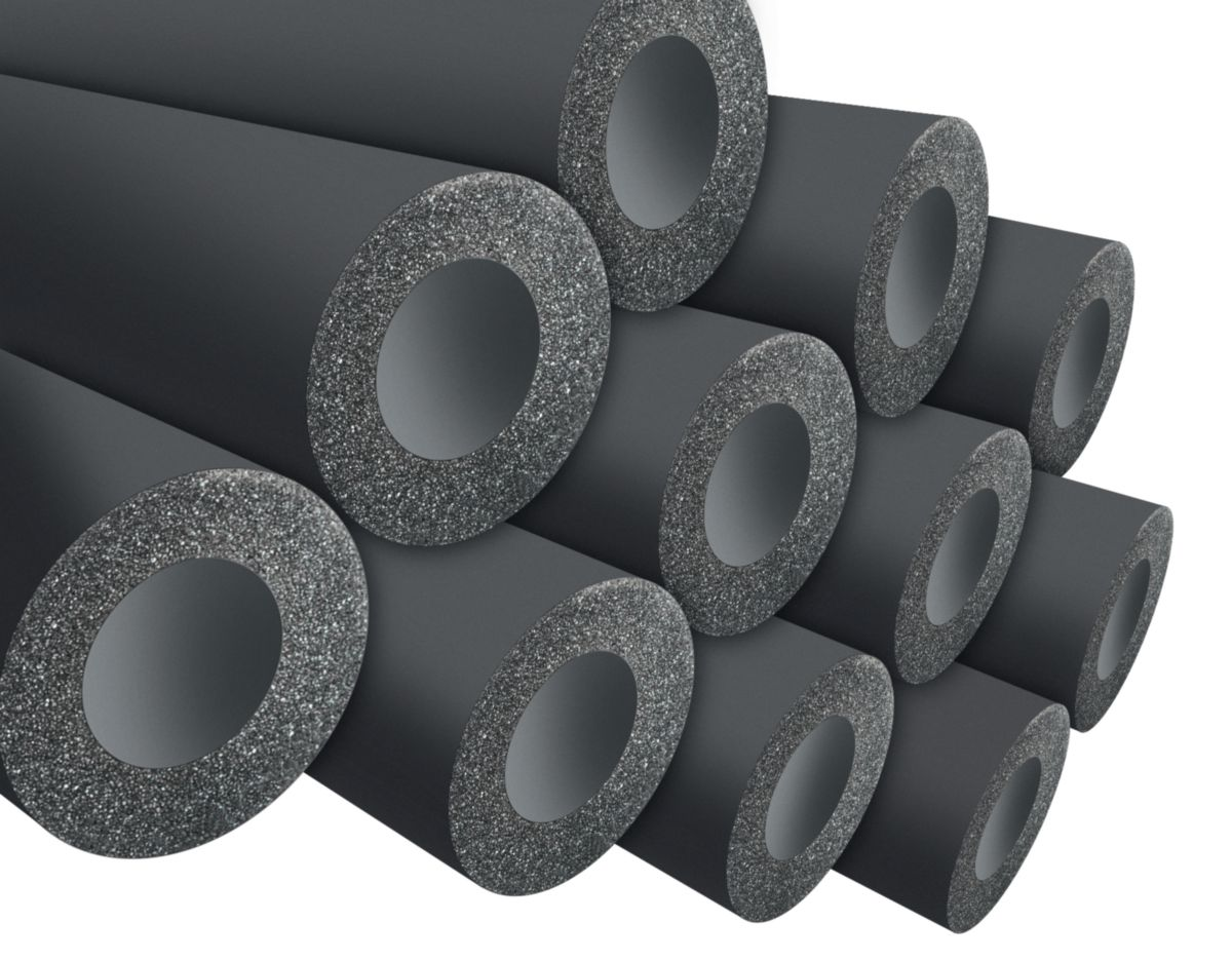 Tube K-Flex ST NFFEU épaisseur 13 mm diamètre 18 mm