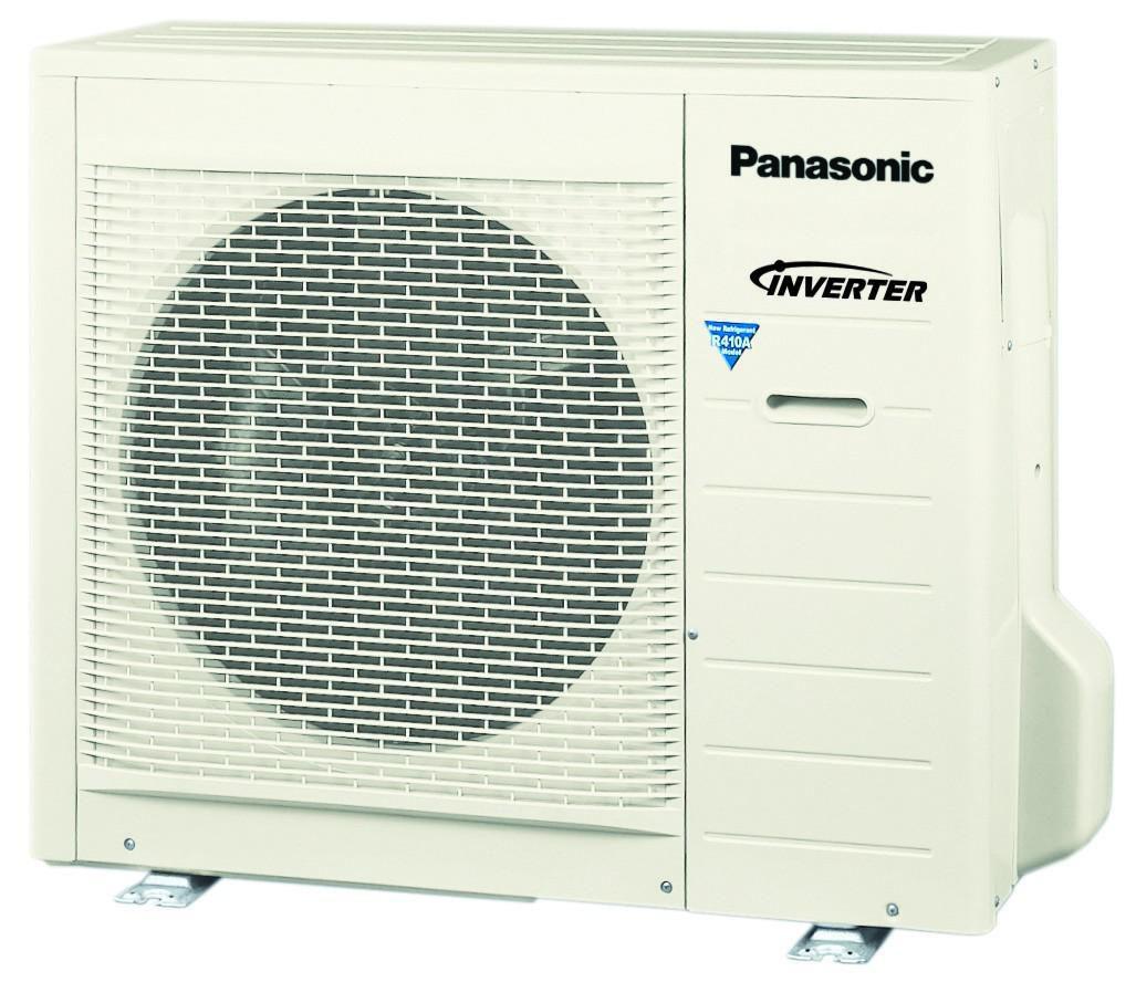 Unité extérieure version gainable Inverter gamme CONFORT 21469 Réf CUE15HBEA