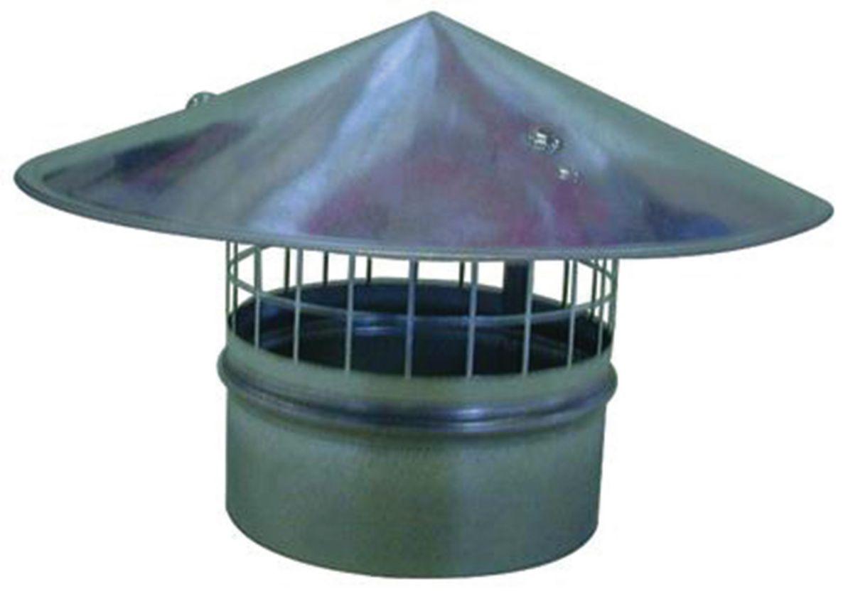 Chapeau chinois grillagé diamètre 450mm Réf. CTCGD0450