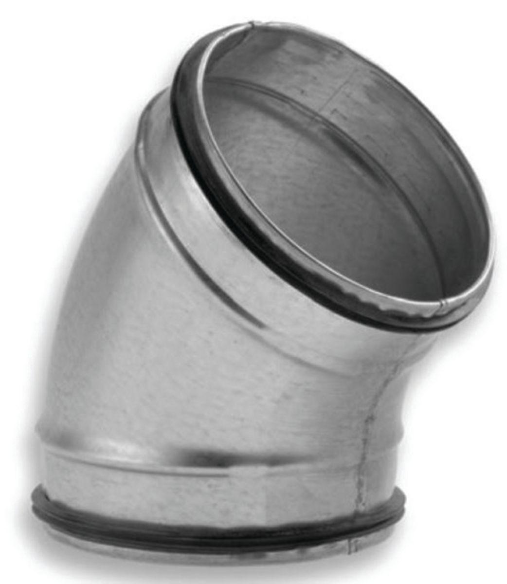 Coude 45 degrés galva diamètre 200mm joints