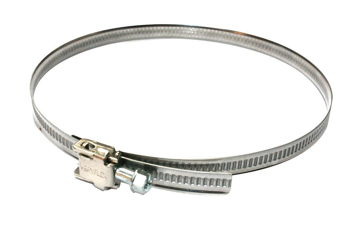 Collier de serrage rapide POLYVAL Inox Diam.60-525 mm Réf. CRPX525