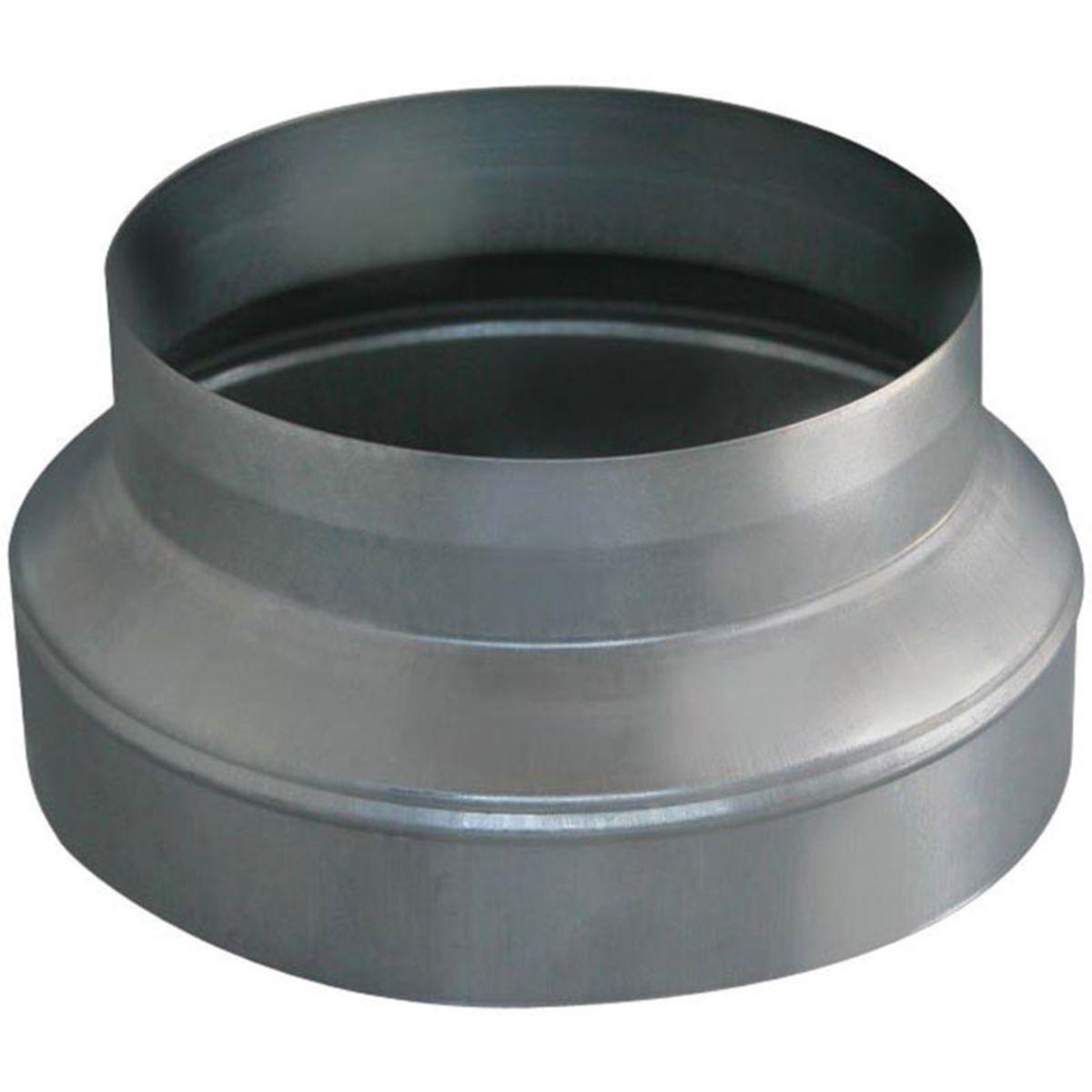 Réducteur concentrique galva diamètre 400-315mm Réf. RCCD0400/0315