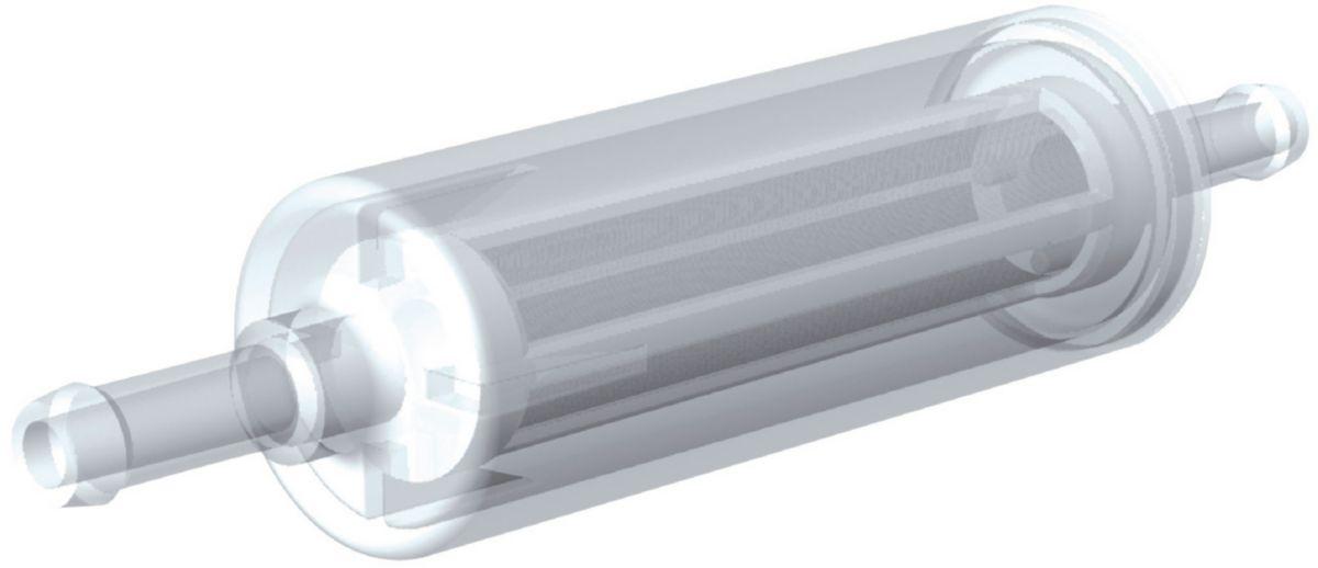 Filtre en ligne 1/4 pour tube 6x9 (sachet de 5) 157AS00185