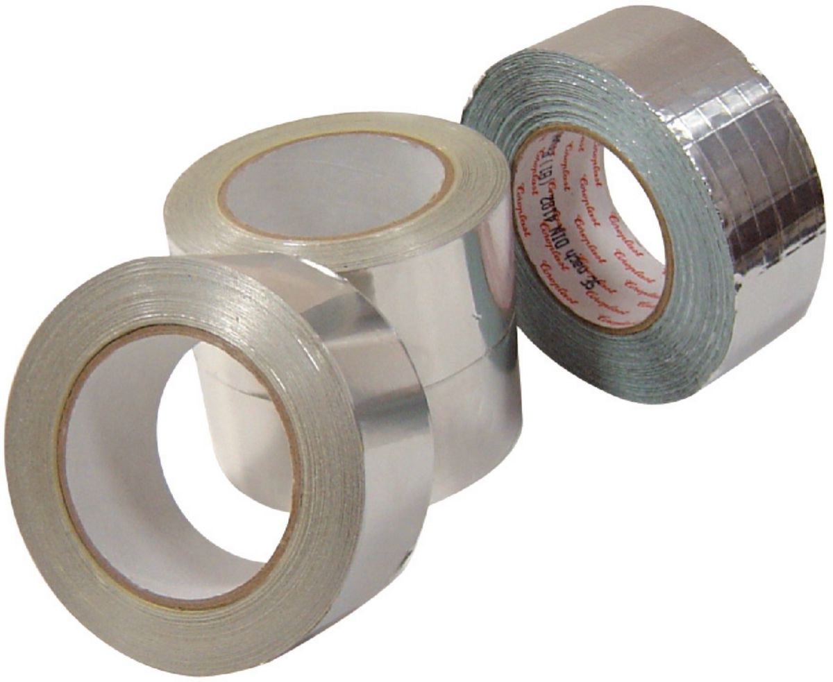 Adhésif aluminium 50 tresse Réf NRH050