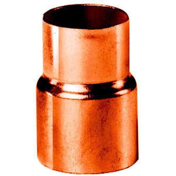 Réduction cuivre à braser FF 5/8 -1/2 Réf ACU5812R / 9600005004000